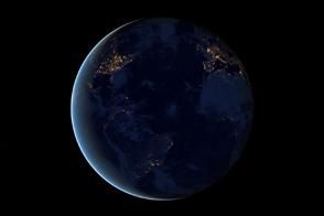 Night Lights 2012 - The Black Marble